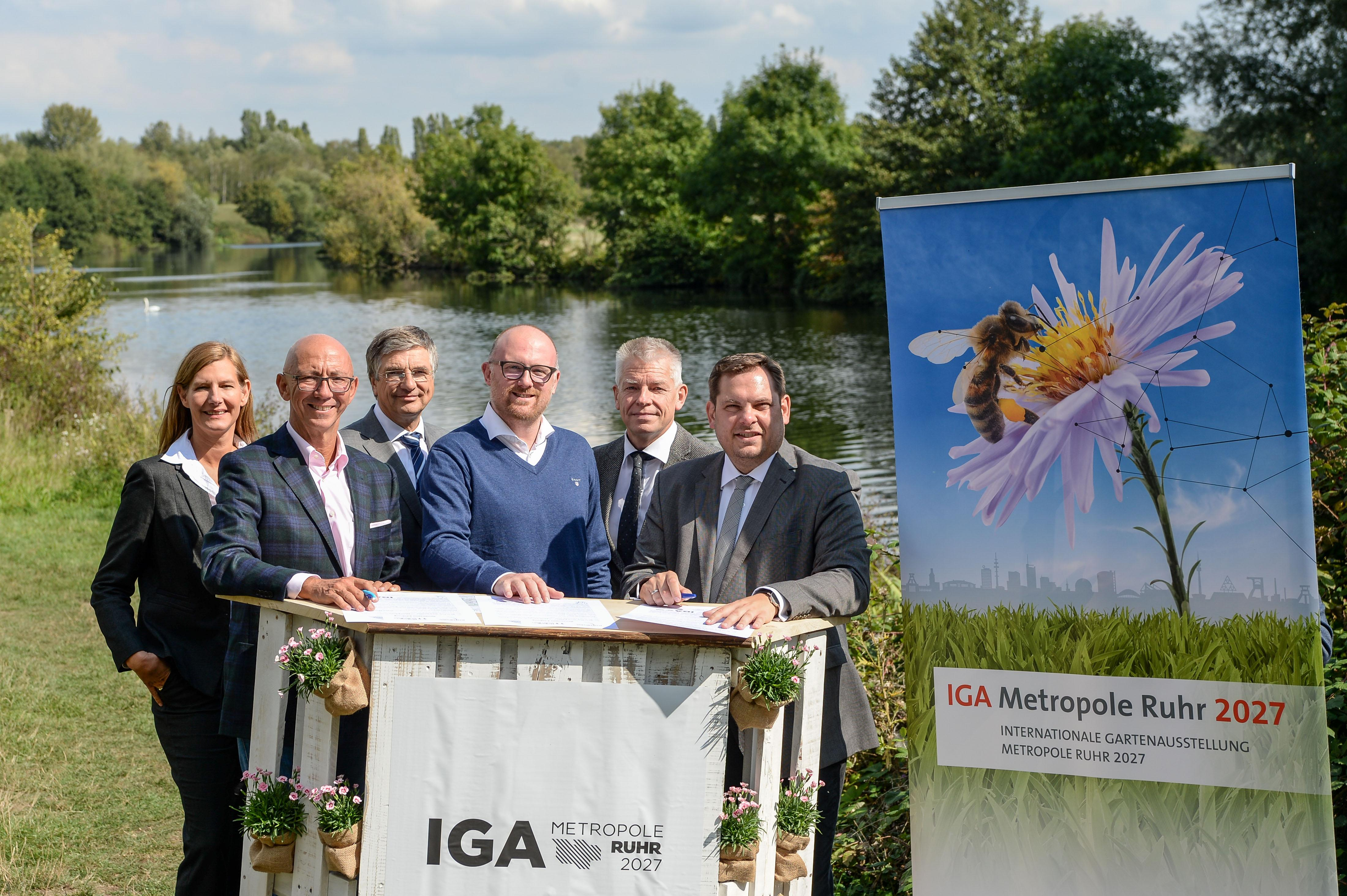 Internationale Gartenausstellung Metropole Ruhr 2027